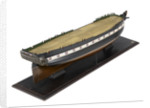 Model of the 'Modeste' (1786); Warship; French; Frigate; 32 guns by unknown