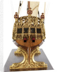Royal/ceremonial vessel (1690) by unknown