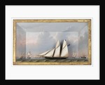 Recreation vessel (1840) by unknown