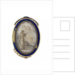 Symbolic female figure, in memory of Captain Henry Bryne (d.1780) by unknown