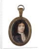 Colonel Frederick de la Penotiere, active 1693-1712 by unknown