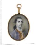 Lieutenant Charles Besson (circa 1735-1822) by Nathaniel Hone