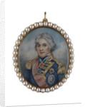 Rear-Admiral Sir Horatio Nelson (1758-1805) by John Hoppner
