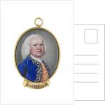 Admiral the Honourable John Byng (1707-1757) by Gervase Spencer