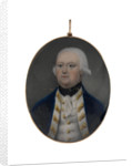 Vice-Admiral George Darby (circa 1720-1790) by unknown