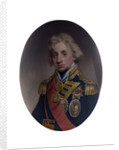 Vice-Admiral Horatio Nelson (1758-1805) by unknown