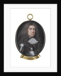 A 17th century commander called George Monck, Duke of Albemarle (1608-1670) by Nicholas Dixon