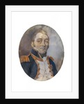 Captain Robert Bloye (1769-1847) by William Egley