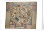 Planesphaerii Coelestis Hemisphaerium Septentrionale by Carolo Allard