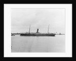 Passenger liner 'Victoria' (Br, 1902), west coast South America service, Pacific Steam Nav Co. by unknown