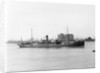 Photograph of the cargo steamer 'City of Sparta' (1897) on 19th June 1900 by unknown