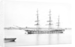 3 masted ship 'Parramatta' (1866) on 28th August 1872 by unknown