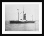 The 'Prince' (1859) tug boat by unknown