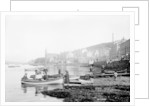 Port Bannatyne, Island of Bute. A view of the town and foreshore. by National Maritime Museum