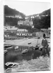 Clovelly Harbour and Village, Devon by National Maritime Museum