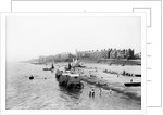Southwold Seafront and Beach, Suffolk by National Maritime Museum