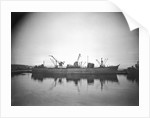 'Kong Sverre' (No, 1941), ex 'Empire Grenfell', at quayside, Liverpool, prior to 22 June 1943 by unknown