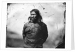 One of the Greenland Inuit by Edward Augustus Inglefield