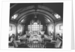 First Class Smoking Room on the 'Balmoral Castle' (1910) by Bedford Lemere & Co.