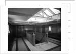 Third Class Lounge on the 'Balmoral Castle' (1910) by Bedford Lemere & Co.