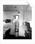 Third Class cabin on the 'Royal George' (1907) by Bedford Lemere & Co.