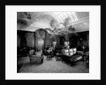 First Class Smoking Room on the 'Orama' (1911) by Bedford Lemere & Co.