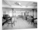 Second Class Music Room on the 'Orama' (1911) by Bedford Lemere & Co.