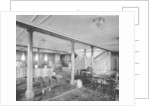 First Class Lounge on the 'Orduna' (1914) by Bedford Lemere & Co.