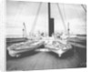 Boat Deck Aft on the 'Aquitania' (1914) by Bedford Lemere & Co.