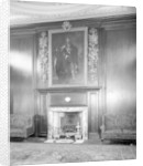 Fireplace in the First Class Smoking Room on the 'Aquitania' (1914) by Bedford Lemere & Co.