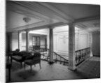 Second Class Lounge on the 'Aquitania' (1914) by Bedford Lemere & Co.