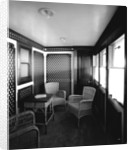 Romney Suite on the 'Aquitania' (1914) by Bedford Lemere & Co.