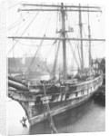 'Ferreira' in the Albion Dock, Surrey Commercial Docks, London by unknown