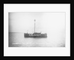 Calshot lightship off Southampton Water by unknown