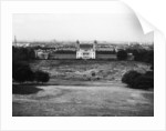 Allotments in Greenwich Park during the Second World War by unknown