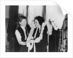 WRNS parachute packers, during the Second World War by unknown
