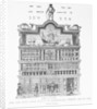 The Old East India House in Leadenhall Street (1648-1726) by unknown