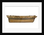Merchantman, starboard broadside by unknown