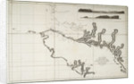 Nautical Chart of surveys made in 1792 of America to examine the entrance of Juan de Fuca by Deposito Hydrografico