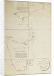 A chart of Basses Straight between New South Wales and Van Diemans Land surveyed by Lieut. Flinders of HMS 'Reliance', by order of ... Governor Hunter, 1798-9 by Matthew Flinders