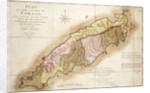 Plan of Tobago by John Byres
