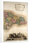 Map of Jamaica by unknown