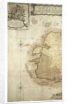 A new and exact map of the island of Antigua in America, according to a survey made in the years 1746-1748 by Robert Baker