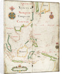 Map of the East Indies, 1665 by Nicholas Comberford