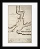 A survey of Fowey Harbour by Joshua Thomas Austen