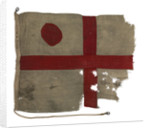 Command flag, Vice Admiral, RN by unknown