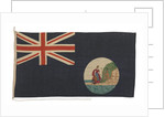 Blue Ensign of South Australia by unknown