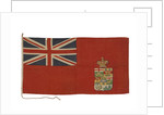 Canadian red ensign (1873-1896) by unknown