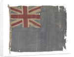Blue Ensign (before 1864) by unknown