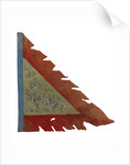 Chinese junk flag by unknown